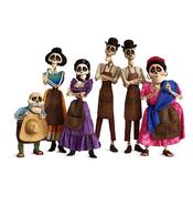 Coco_Skeleton_Family